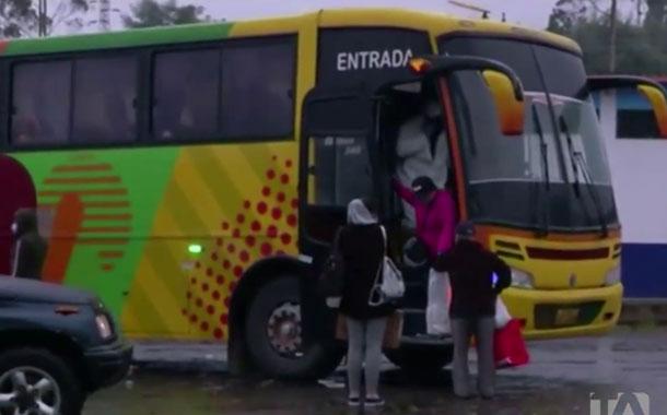 33 ecuatorianos represados en Colombia retornaron al país