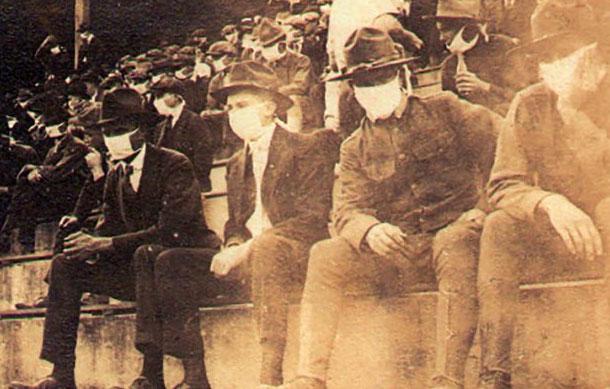 Pandemia de 1918, una lejana guía para el deporte
