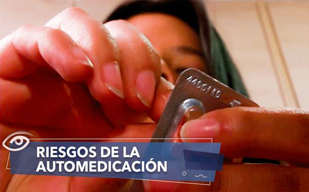 COVID19: Los peligros de automedicarse con vitaminas, paracetamol, ibuprofeno y otros medicamentos