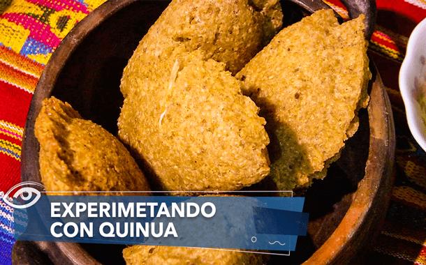 Nutritivas y ricas recetas con Quinua: hamburguesas, ensaladas y otras
