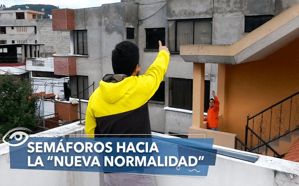 """Ecuador inicia su camino hacia la """"nueva normalidad"""""""