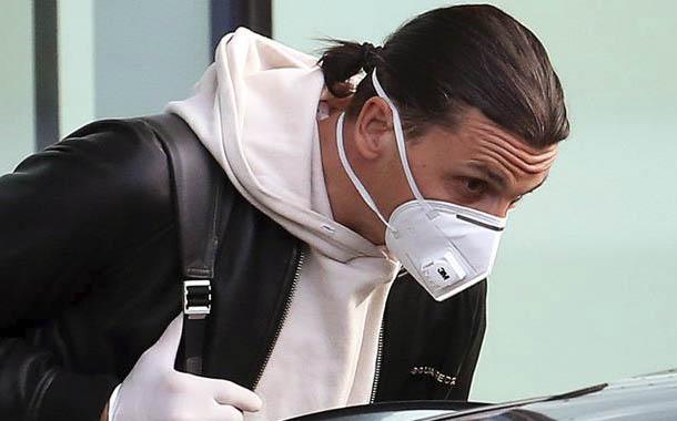 Zlatan Ibrahimovic sufre lesión y temen lo peor