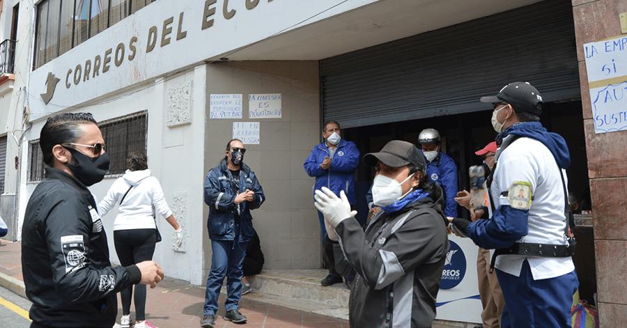 Alianza País no está de acuerdo con los despidos en varios sectores