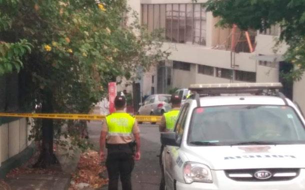 Autoridades reaccionaron luego del atentado ocurrido en Teleamazonas