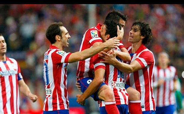 El Atlético pasará test el miércoles y entrenará cuando tenga resultados