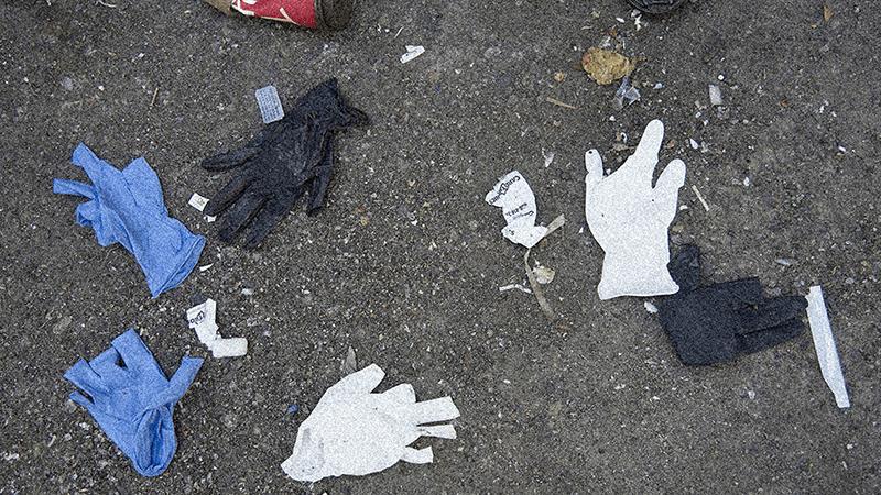 La pandemia ayuda a revivir a un enemigo común de la humanidad: el plástico