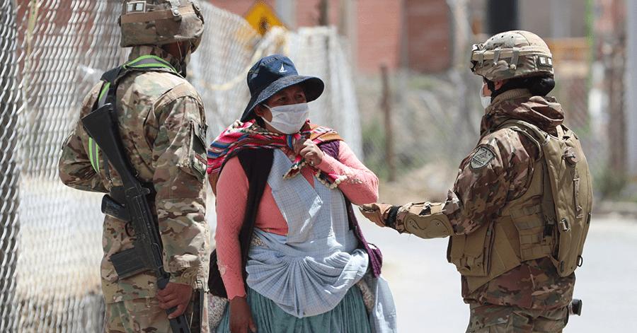 Gobierno transitorio de Bolivia aprueba sanciones penales por desinformar sobre coronavirus