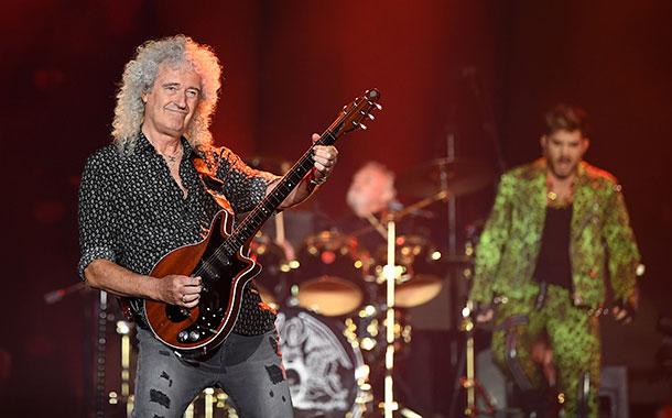 Brian May sufrió un ataque al corazón que le dejó