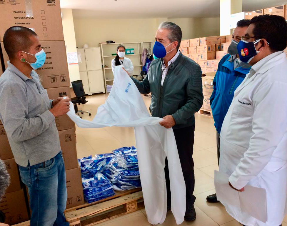 Maduro acusa a Duque de planear infectar a venezolanos con Covid-19
