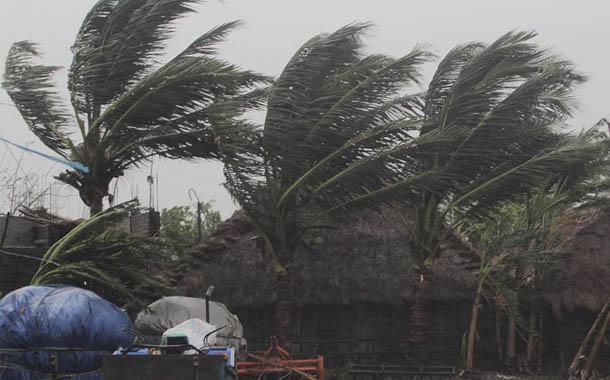 Ciclón Amphan azota India y Bangladesh