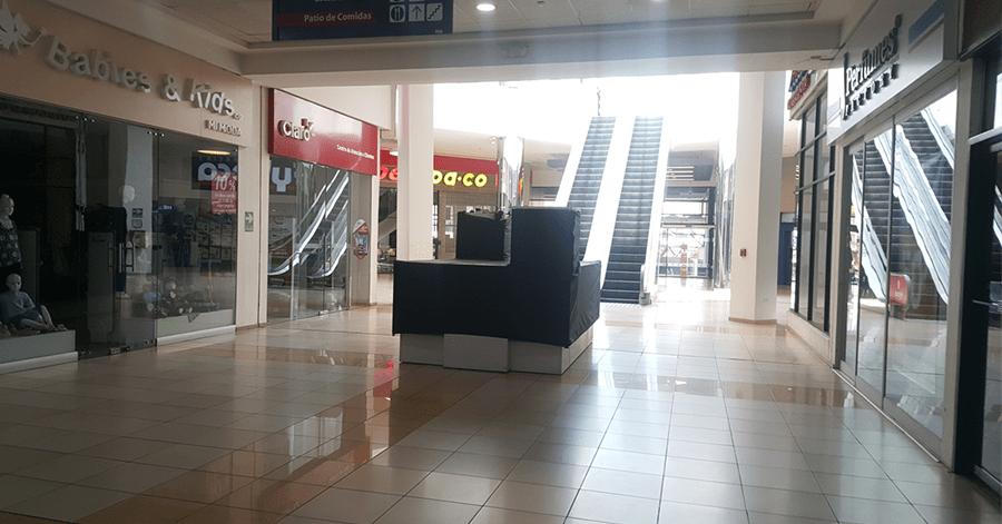 Centros comerciales esperan pronto iniciar el distanciamiento productivo