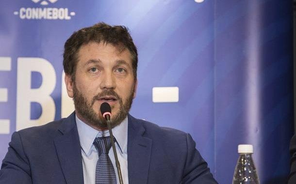 Conmebol todavía no permitirá el fútbol a nivel sudamericano