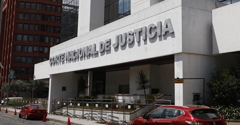 La Corte Nacional de Justicia realizó tres audiencias de forma telemática