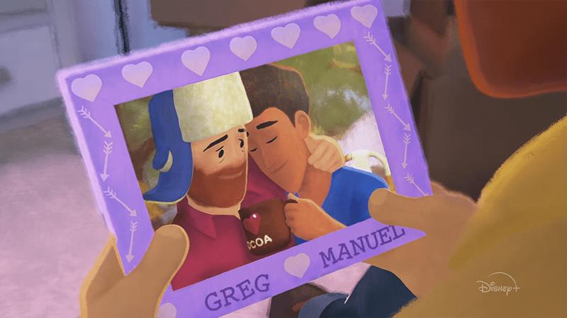 Disney estrena el primer cortometraje con un protagonista gay