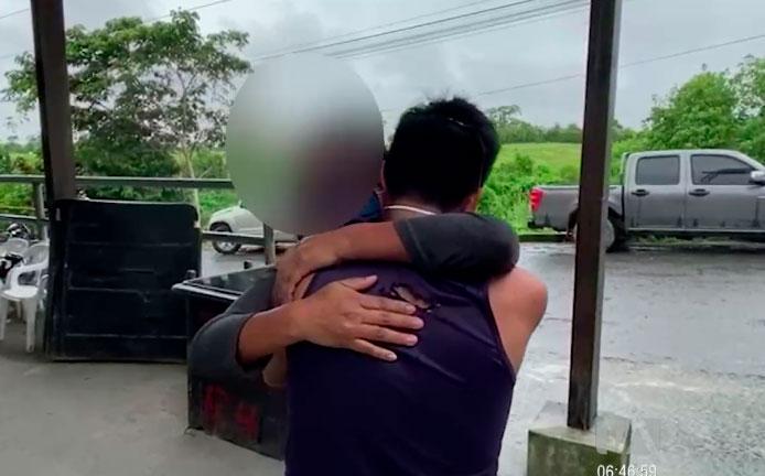 Detenidos han salido de prisión tras cumplir parte de la condena