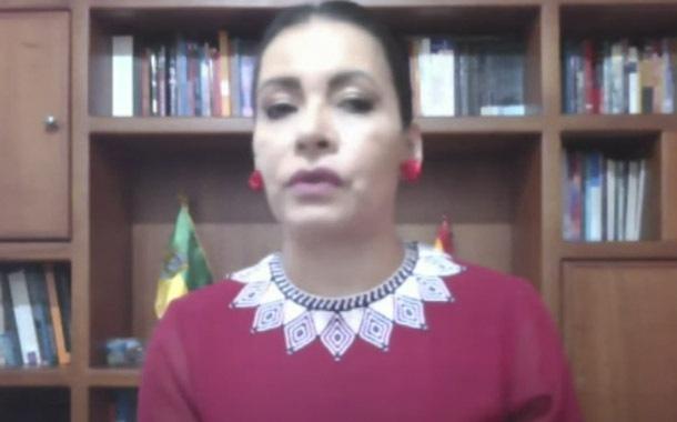 Diana Atamaint confirma las fechas para elecciones 2021