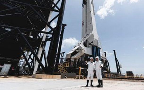 EN VIVO: Segundo intento del lanzamiento de la nave espacial de SpaceX y la NASA