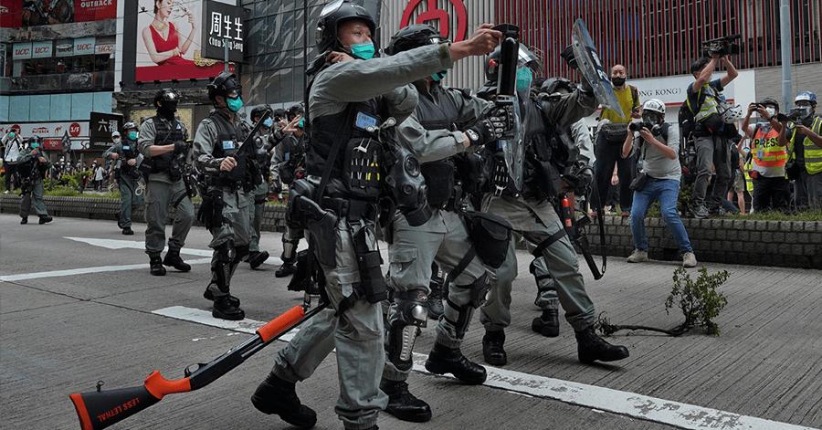 Una nueva jornada de protestas en Hong Kong por proyecto de ley