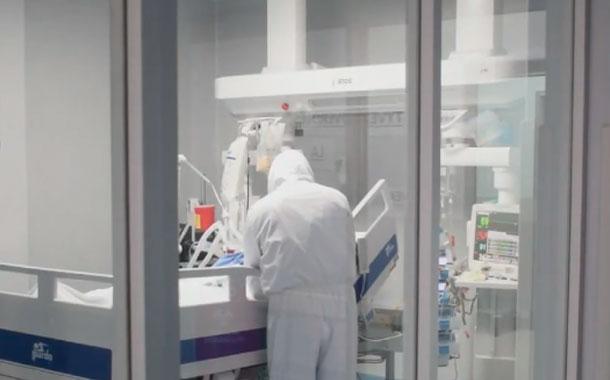 Hospital IESS Quito Sur atiende a pacientes con síntomas de COVID-19