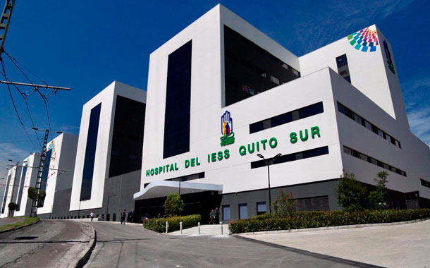 Hospitales de Quito trabajan al límite de su capacidad