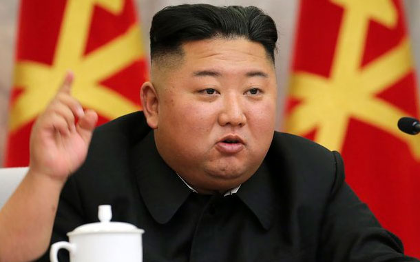Kim ordena confinar una ciudad tras su primer caso sospechoso de COVID