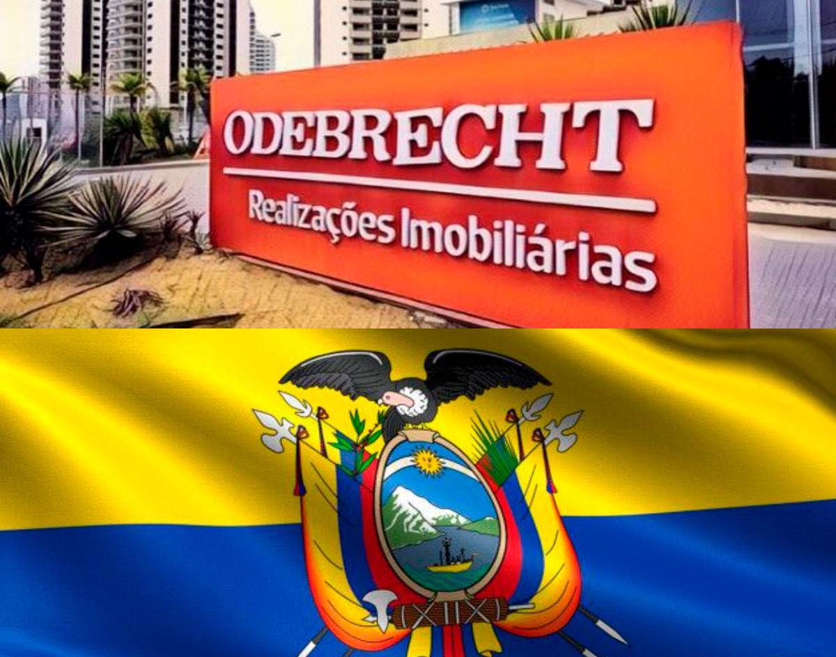 Ecuador pone fin a conversaciones con Odebrecht