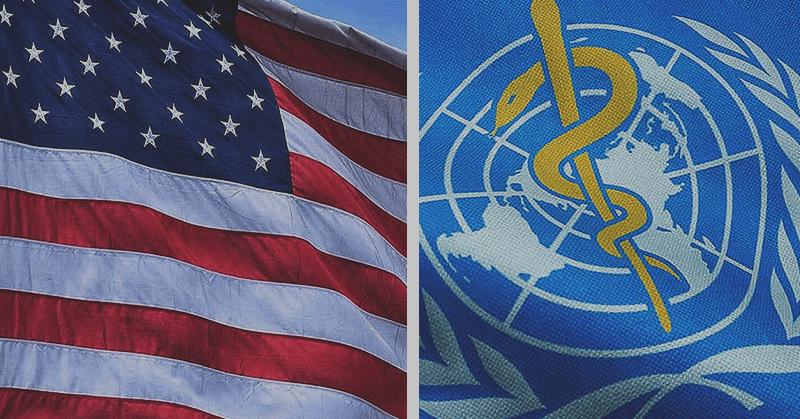 Estados Unidos termina su relación con la OMS, asegura Trump