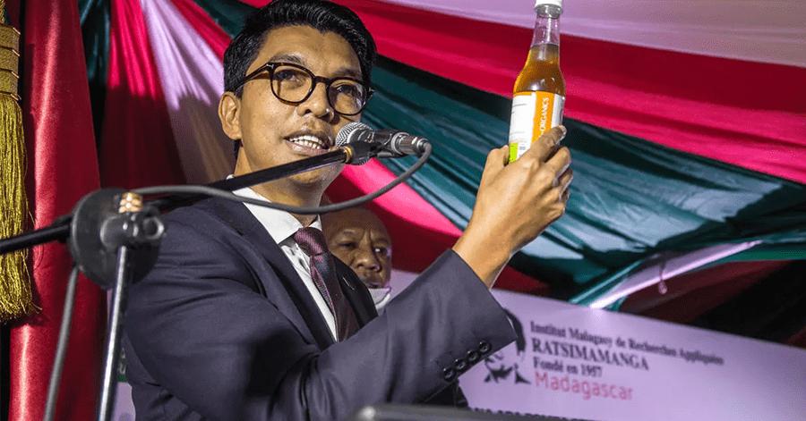 El presidente de Madagascar cree haber encontrado la 'cura' del coronavirus
