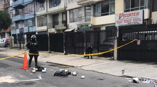 Delincuentes fueron capturados tras asalto a una farmacia