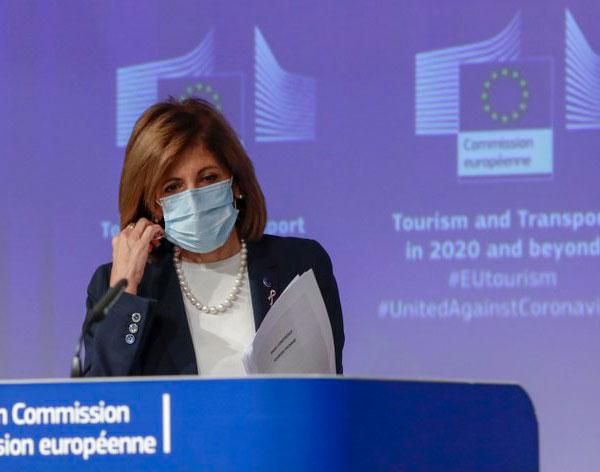 Unión Europea suspende entrega de mascarillas chinas