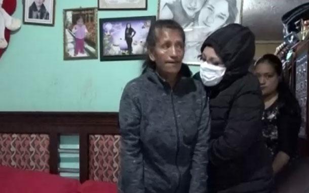 Una enfermedad rara afecta a una mujer de 57 años de edad