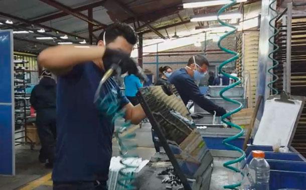 Autoridades evaluaron los primeros días de reactivación económica en Cuenca
