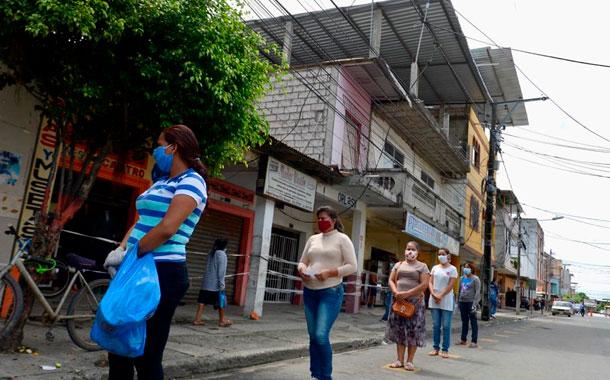 Salud y producción en el Ecuador