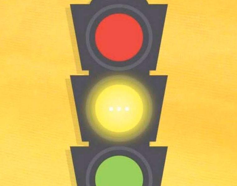 Cantones La Libertad y Santa Elena en semáforo amarillo