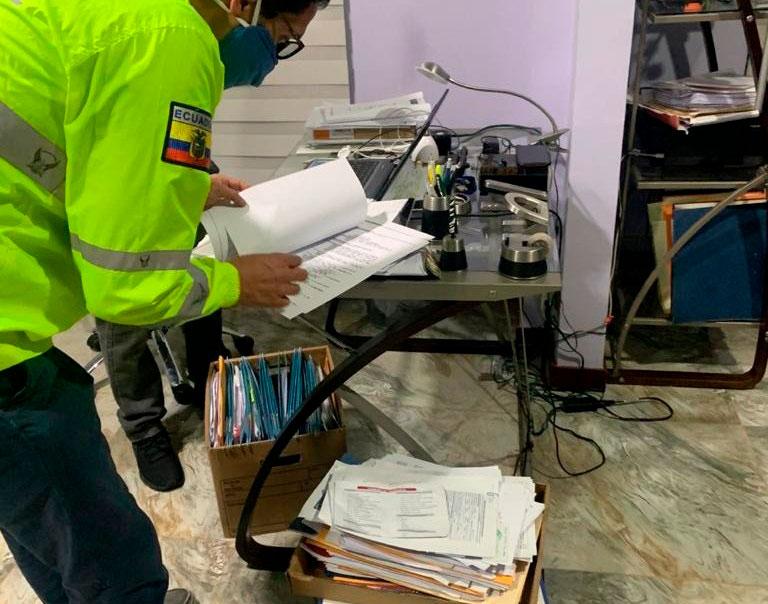 Dos exdirectivos de Seguros Sucre fueron detenidos