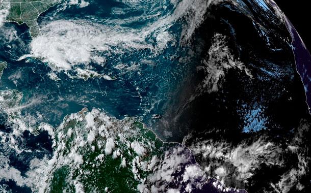 Aumenta al 100% posibilidad de formación de la primera tormenta atlántica