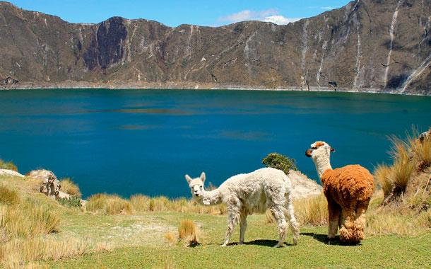 """Campaña """"Te prometo Ecuador"""" busca incentivar el turismo"""