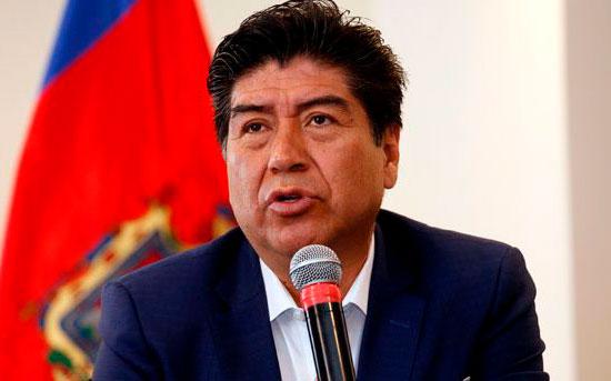 El Alcalde de Quito sobre las pruebas de COVID-19:
