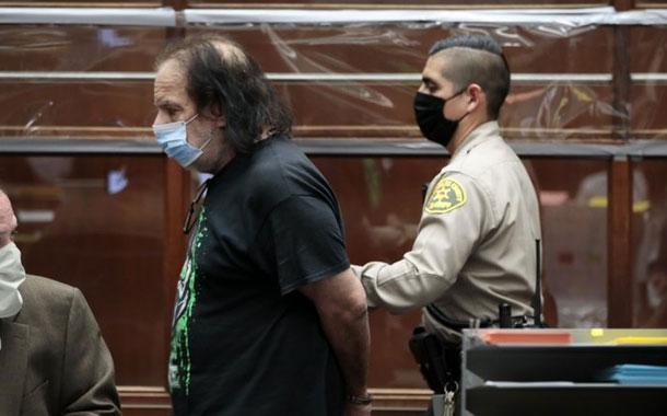 Acusan de violación a Ron Jeremy,  actor de cine para adultos