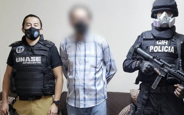 Gerente de empresa de Agua de Quito es detenido