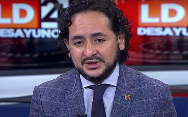 Andrés Michelena comenta sobre avances en conectividad de internet