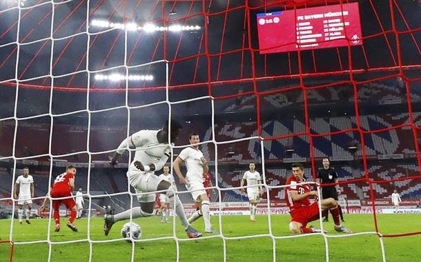 Bayern Múnich va a la final de la Copa de Alemania