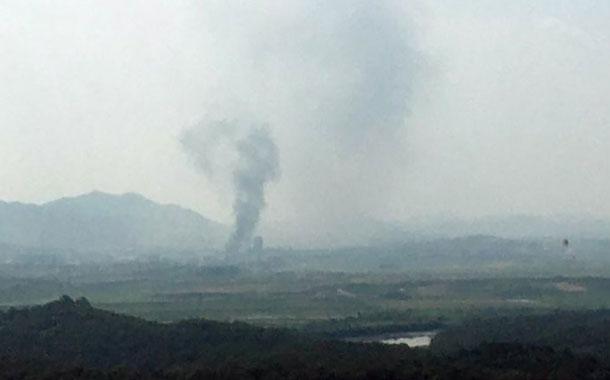 Corea del Norte destruye oficina de enlace con Surcorea y vuelve a elevar la tensión