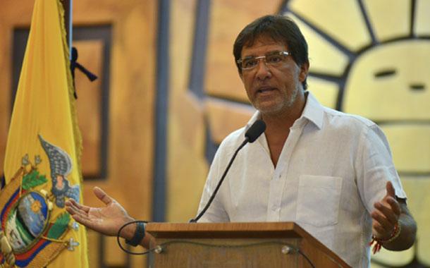 Prefecto Carlos Luis Morales retoma sus actividades