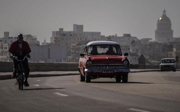 Polvo de Sahara llegó a Cuba y oscureció el cielo de la isla
