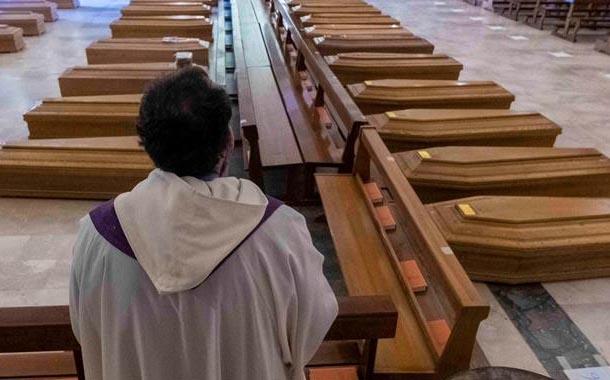 Europa registra 140 000 muertes más de lo habitual
