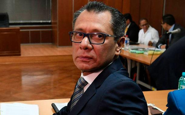 La justicia no aceptó el pedido de hábeas corpus para Jorge Glas
