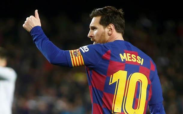 Lionel Messi enciende las alarmas por posible lesión