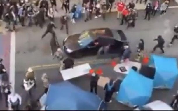 Hombre abre fuego contra manifestantes en Seattle