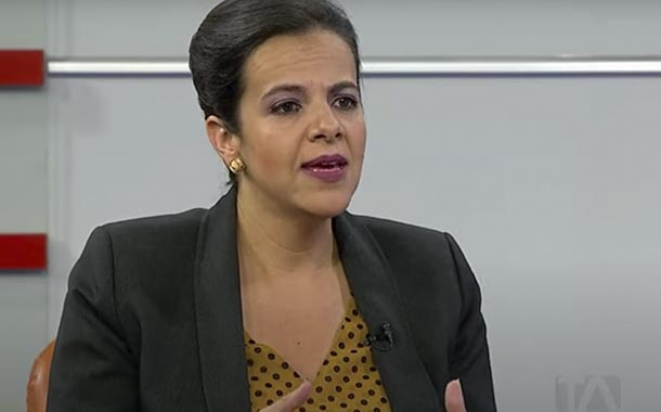 María Paula Romo analiza recientes casos de corrupción
